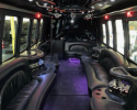 Our party bus is the ultimate way to arrive in style to any monumental occasion!